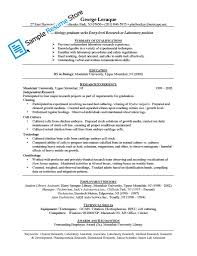 Resume Medical Technologist Fresh Graduate Virtren Com