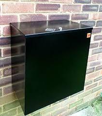 parcel drop box. Exellent Box Smart Parcel Drop BoxLarge BoxLetter Mail BoxSmart Delivery Box On R
