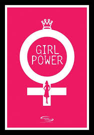 Asd Girl Power Wall Poster 13 19 Inches Matte Finish Paper Print