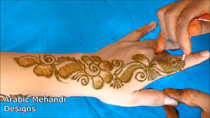 Easy Cone Design For Hands Arabic Mehandi Simple Bridal Mehndi Designs For Hands Full Back Henna Front Hand Easy Cone