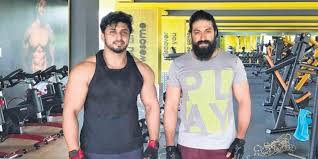 yash doubles his daily workout regime