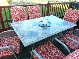 patio table tops replacement replacement table top wood patio table top replacement patio table glass replacement patio table tops