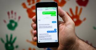 The icon looks like this: Blue Or Green Messages 14 Iphone Tips You Ll Wish You Knew All Along Cbs News