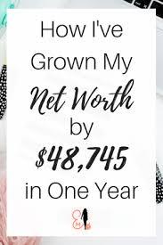 Mid Month Net Worth Report September 2018 Ellie Mondelli