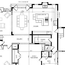 residential single family custom home architect's trace Architecture House Plans Book 2015 01 20_blog_image_hiring an architect part 6 b House Blueprint Architecture
