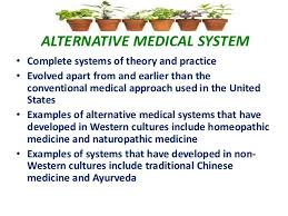 alternative medicine alternative medical