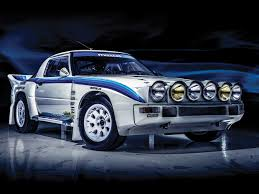 mazda rx7 1985. 1985 mazda rx7 evo group b works rx7