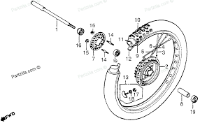 1981 Honda Xl125s Wiring Diagram