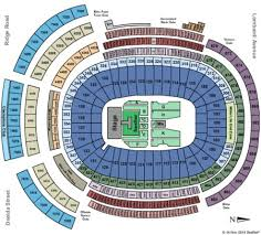 Detailed Seating Chart For Lambeau Field Lambeau Field Tickets Lambeau Field In Green Bay Wi At