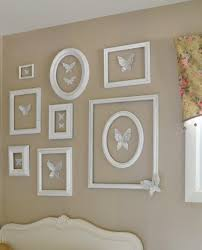 art framing ideas. Great Picture Frame Wall Art Butterfly White Sample Cream Wallpaper Popular Types Personalized Sofa Ideal Framing Ideas