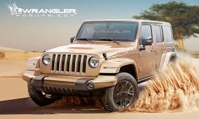 2018 jeep images. wonderful images updated key dates for 2018 jeep wrangler launch and production in jeep images