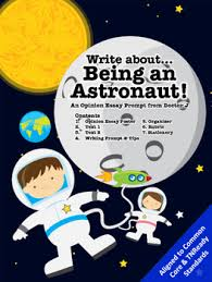 astronaut in space opinion essay writing prompt common core  astronaut in space opinion essay writing prompt common core tnready aligned