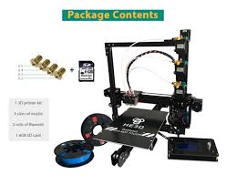 please read and follow the user manual carefully before you assemble or operate the 3d printer 2 modification and customization of the 3d printer is
