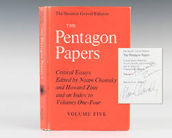 pentagon papers critical essays volume by noam chomsky howard zinn pentagon papers critical essays volume by noam chomsky howard zinn abebooks