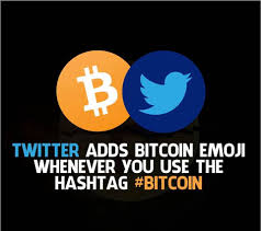 Twitter has added the emoji as soon as you write #bitcoin btc hashtag. Binary Trading Stay At Home And Earn Money Online Facebook