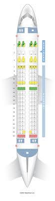 A319 Seating Chart Seatguru Seat Map Avianca Seatguru
