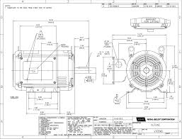 magnetek motor wiring diagram ewiring ao smith electric motors wiring diagrams home