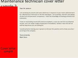 Lovely Cover Letter For Maintenance Mechanic Position 39 For Your