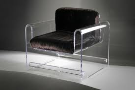 perspex furniture. Impressive Home - Modern Acrylic Furniture By Aaron R. Thomas Perspex