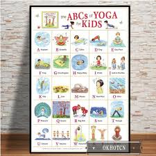 This table shows the symbols used in phonetic transcription. Nordic Abc Alphabet Poster Chart Kids Education English Learning Colorful Picture Wall Art Print Canvas Painting Home Decor Painting Calligraphy Aliexpress