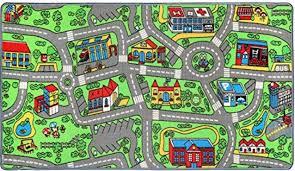 n play non slip city life kids playmat rug only 16 reg 30
