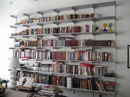 marvellous wall to wall bookshelves wall bookshelves ikea