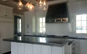 where elegance style is included with every custom stainless steel countertops portland oregon