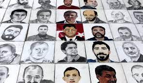 Öğrenciler 15 Temmuz şehitlerini resmetti
