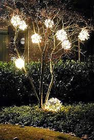 Designer Garden Lights Stunning 48 Beautiful Christmas Outdoor Lighting DIY Ideas