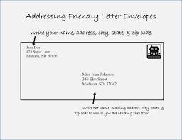 Envelope Address Printing Format Platte Sunga Zette