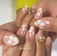 ネイル 春 デザイン 桜