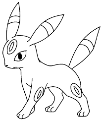 Small Picture Pokemon Coloring Pages Eevee Evolutions All Learn Language Me