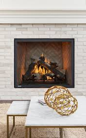 view fireplace