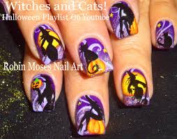 166 best HALLOWEEN nail art pictures with tutorials images on ...