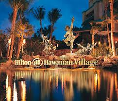 hilton hawaiian village waikiki beach honolulu oahu