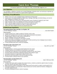 licensed massage therapist resume template massage therapist resume template