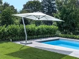 outstanding 11 foot offset patio umbrella 11 ft steel offset patio umbrella with detachable netting