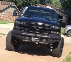Wheel Offset 2002 Chevrolet Silverado 2500 Hd Super Aggressive 3 5 ...