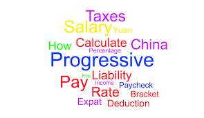According To The Chart The Citizens Are Being Taxed Expat Taxes In China How To Calculate Your Tax Rate In