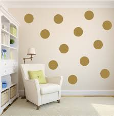 Small Picture Aliexpresscom Buy Polka Dots Wall Stickers Wall Decals