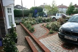 front gardens by garden designers