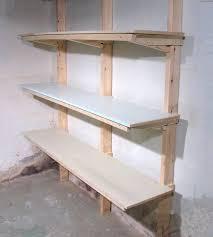 wood shelves plans garage