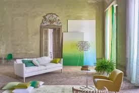 Vt Wonen Look Designers Guild Dip Dye Behang