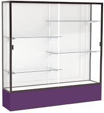 6 w spirit trophy locking display case