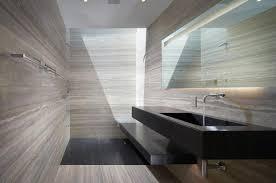 grey bathroom floor tile ideas. Bathroom Floor Tile Ideas In Minimalist Themed With Grey Wood Like Pattern Made Of