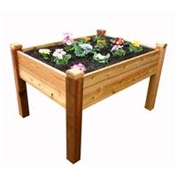 egb43 elevated garden bed 4ft x 3ft elevated garden planters65