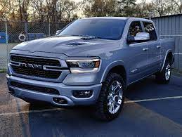2020 Ram 1500 Laramie With 285 50r22 Ram 1500 Dodge Trucks Ram Old Dodge Trucks