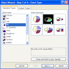Chart Wizard Icon Ms Excel Pie Chart Microsoft Excel Microsoft Excel