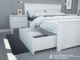 Best 25+ White bed frames ideas on Pinterest | White bedroom decor ...