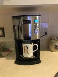 Aside from the good looking design and the solid construction, there are tons of special technologies, making this device unique and different. Cuisinart Dcc3000p1 Coffee On Demand 12 Cup Programmable Coffeemaker Electronic Express